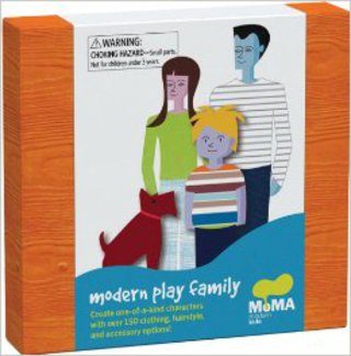 Modern play family,
